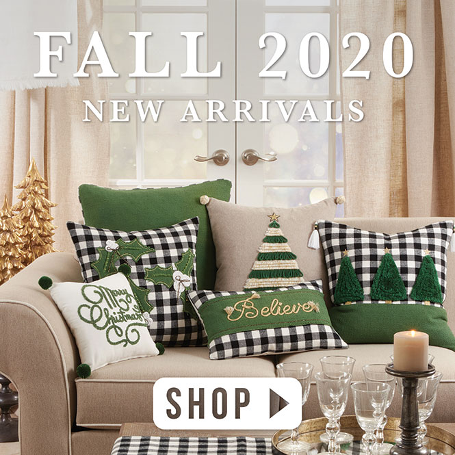 Fall 2020 New Arrivals