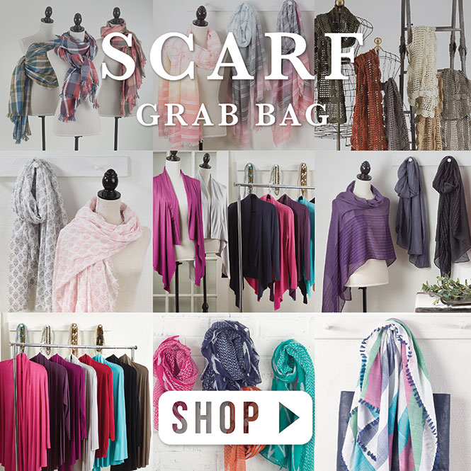 Grab Bag Scarves