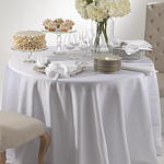 tablecloths and toppers