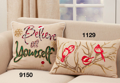9150 Believe in Yourself Pillow