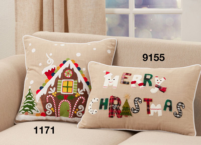 9155 Merry Christmas Pillow