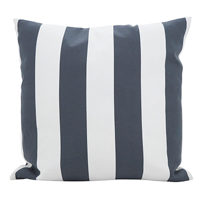 1907 striped outdoor pillow