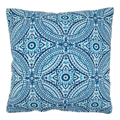 1932 Kaleidoscope Outdoor Pillow