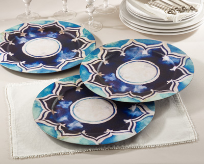 CH151 moroccan design charger