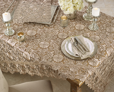 5150 All Over Venice Lace Runner