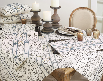 662 Mudcloth Placemat