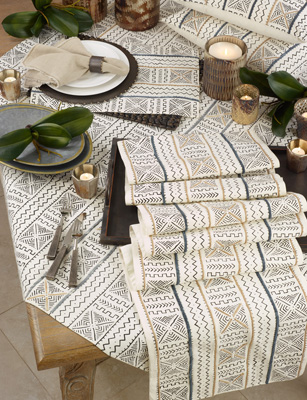 663 Mudcloth Placemat