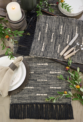 8389 Dashed Stitch Placemat