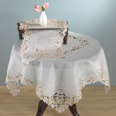 910 cherry blossom tablecloths
