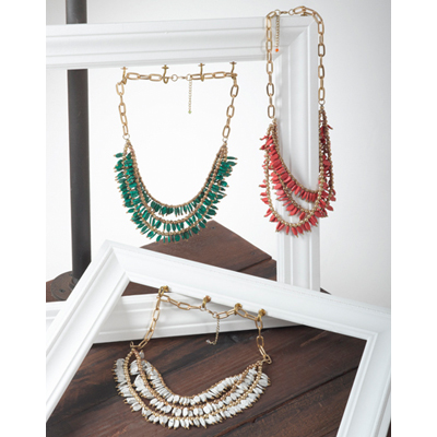 J134N necklaces
