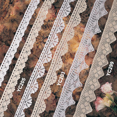 YC203 crochet lace by yard