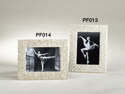 PF014 capiz design photo frames