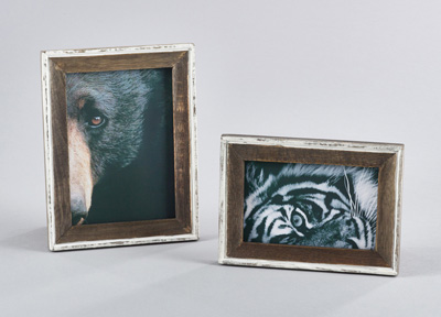 PF272 wooden photo frame