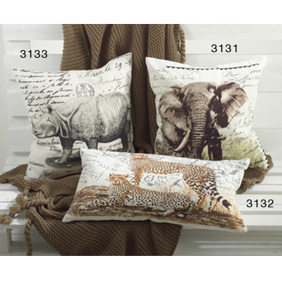 3133 rhinoceros pillow
