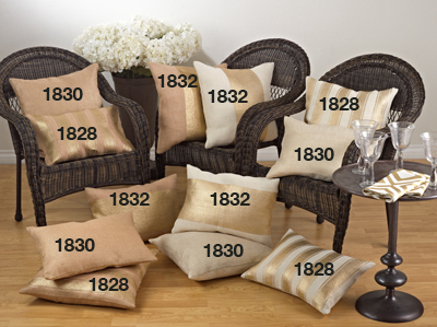 1830 lamina pillows