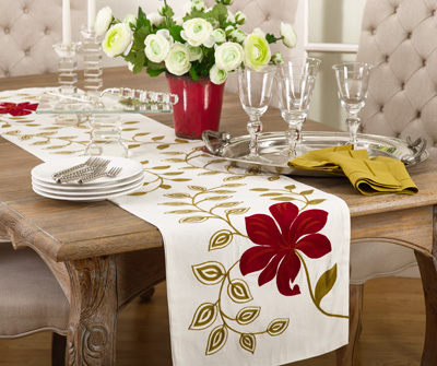 Table runners target