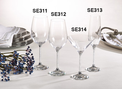 SE311 red wine glass