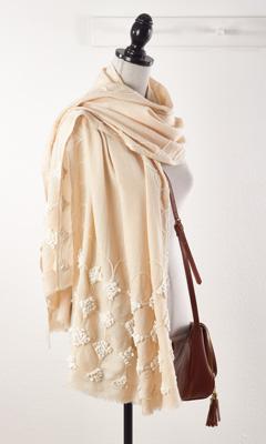 saro   s308 classic scarf