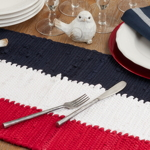 074 Patriotic Chindi Placemat