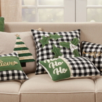1323 Merry Christmas Pillow