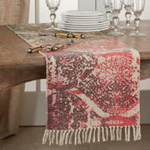 1572 Distressed Rug Runner