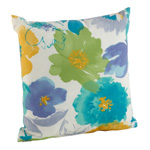 16053 floral outdoor pillow