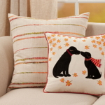 1821 Puppy Love Pillow