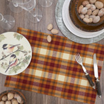 1910 Plaid Placemat