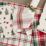 1783 Plaid Napkin