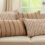 3021 Striped Pillow