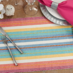 2620 Striped Dobby Placemat