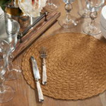 2806 Paper Woven Placemat