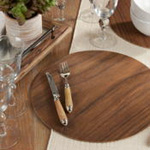 2875 Wood Print Placemat