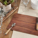 2876 Wood Print Placemat