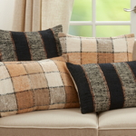 3022 Striped Pillow