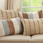 3025 Striped Pillow