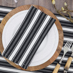 306 Striped Napkin