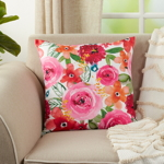 3233 Santa Monica Floral Pillow