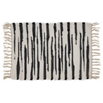 3333 Zebra Chindi Placemat