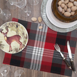 3550 Plaid Placemat