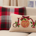 3550P Plaid Pillow