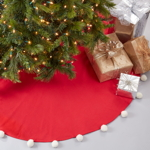 359 Pom Pom Tree Skirt