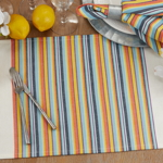 375 Fiesta Stripe Placemat