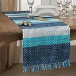4001 Striped Chindi Runner