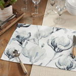 4667 Watercolor Floral Placemat