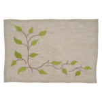 5209 Embroidered Vine Placemat