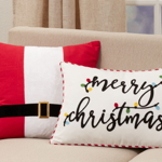 5511 Merry Christmas Pillow