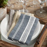 5618 Striped Napkin