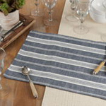 5618 Striped Placemat
