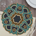 5817 Beaded Placemat